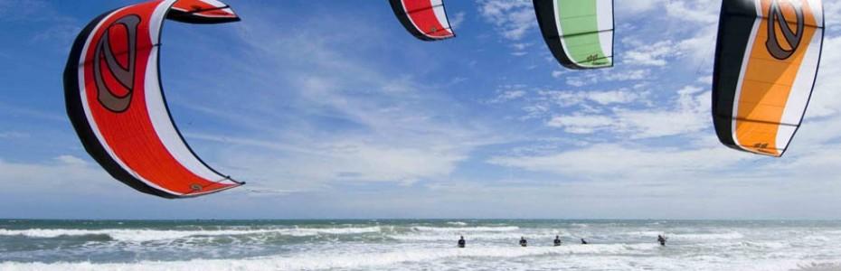 Kitesurfing Kites, keeping them fresh