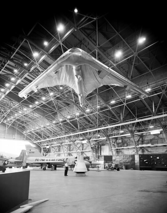 NASA Kite Capsule