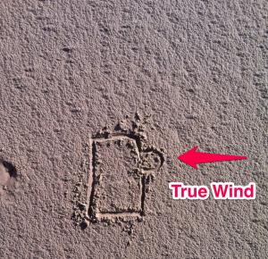 True Wind