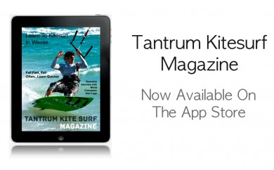 Tantrum Kitesurf Magazine