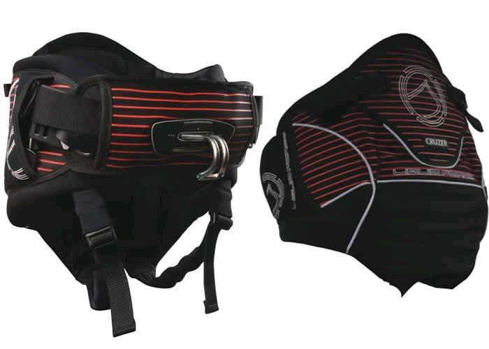 seat waist vs seat harnesses in kitesurfing