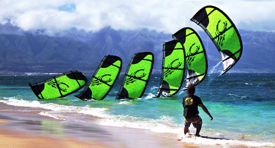 LEI Kite water relaunch